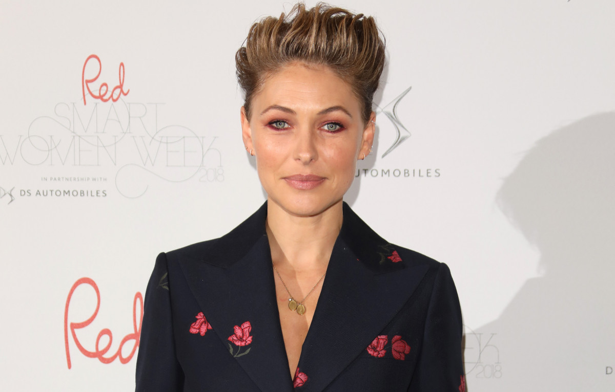 Emma Willis reveals she fainted while filming new TV show