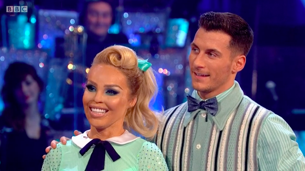 katie piper gorka marquez strictly
