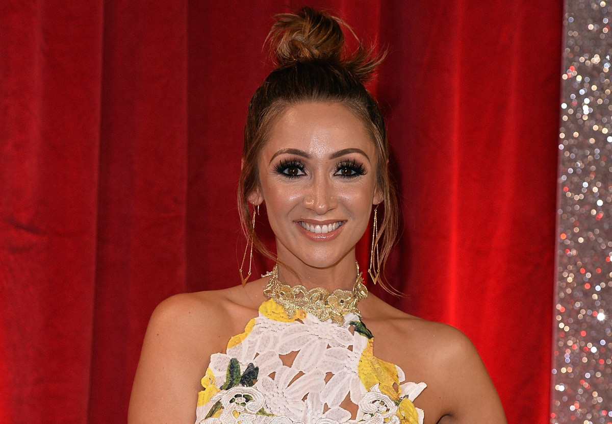 Lucy-Jo Hudson gushes over daughter Sienna-Rae in new pic