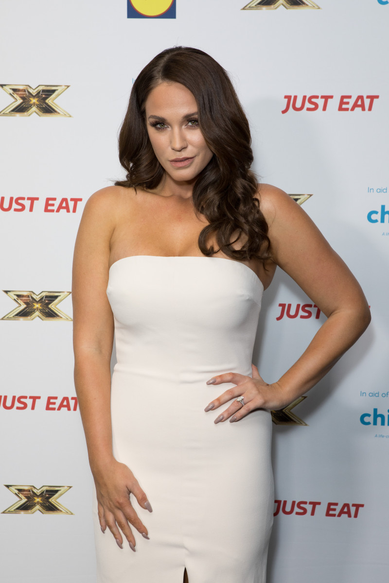 Vicky Pattison attend annual charity ball in aid of ChildLine