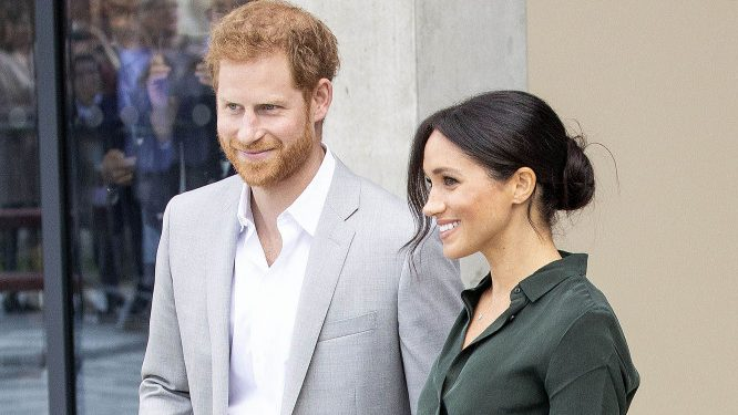 The two clues Duke and Duchess of Sussex were about to announce pregnancy