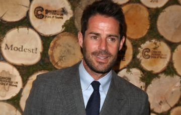 Jamie Redknapp attends the Horan And Rose Charity Event held at The Grove