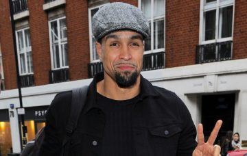 Ashley Banjo, Stars Arrive At Disney On Ice In London