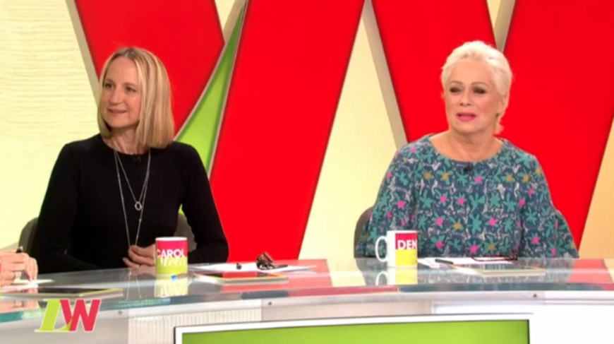 Loose Women viewers react to Carol McGiffin and Denise Welch's reunion