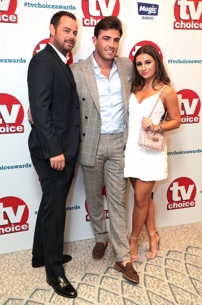The TV Choice Awards, Dorchester Hotel, London, UK