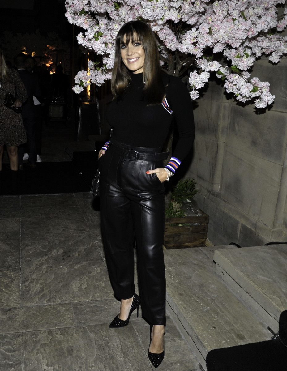 Kym Marsh, Celebs Arrive At Peter Street Kitchen Launch Party In Manchester