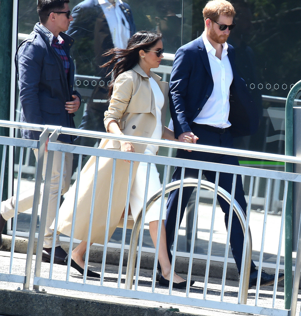 Duke And Duchess Of Sussex On Tour In Australia