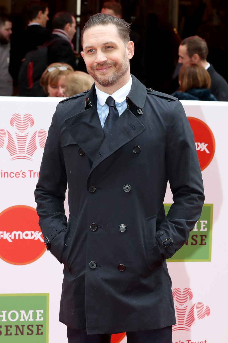 Tom Hardy attends 'The Prince's Trust' and TKMaxx with Homesense Awards