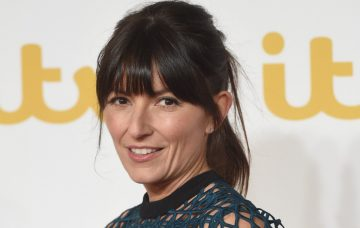 Davina McCall attends the ITV Gala at London Palladium
