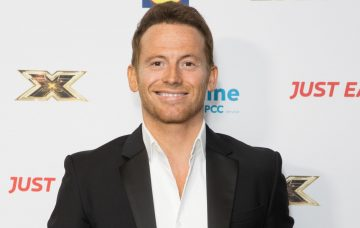Joe Swash attends annual charity ball in aid of ChildLine