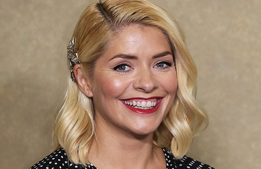 Holly Willoughby posts sunbathing shot after I'm A Celeb debut