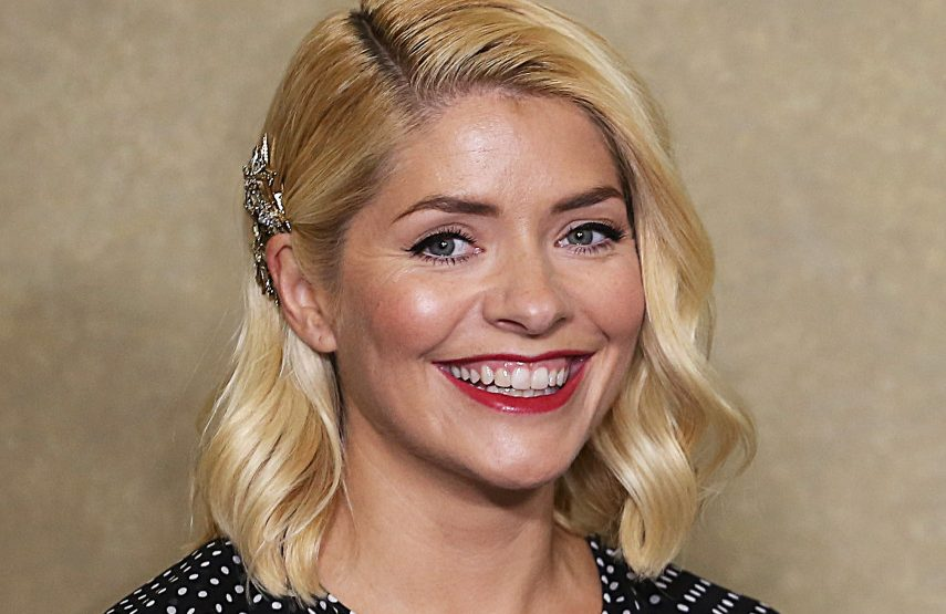 Holly Willoughby shares sweet Halloween prep pic