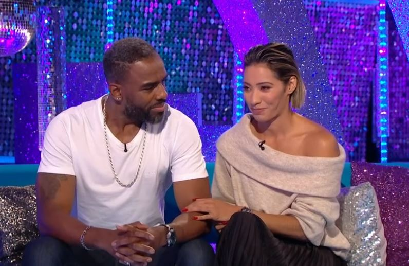 Charles Venn and Karen Clifton