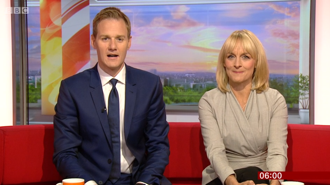 BBC Breakfast viewers spot blunder as guest is mistaken for another famous face