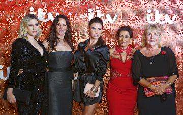 The ITV Gala 2017, London Palladium, London UK, 09 November 2017, Photo by Brett D. Cove