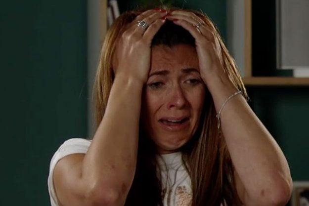 Michelle devastated by Ali's confession