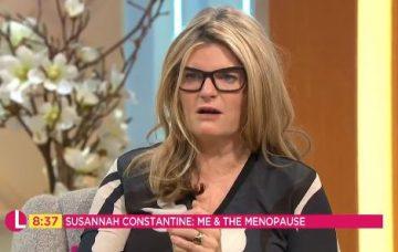 Susannah Constantine, Lorraine