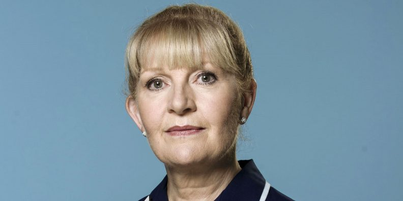 Cathy Shipton confirms departure from Casualty as Duffy