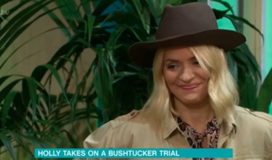 Holly Willoughby, This Morning