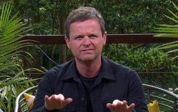 Dec Donnelly in Im A Celebrity