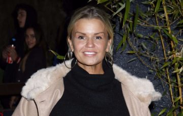 Kerry Katona, Guests At Thorpe Park Fright Night 2018 In Chertsey