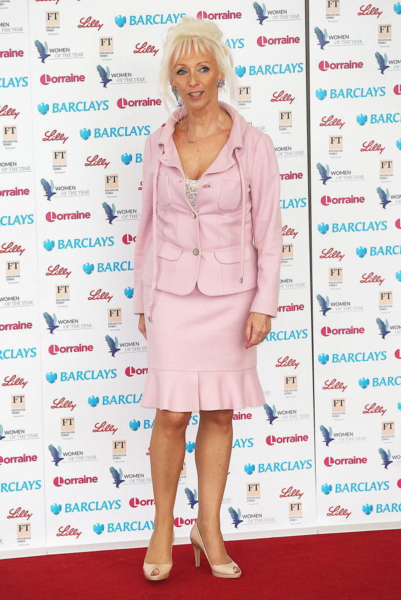Debbie McGee, Women of the Year Lunch & Awards 2018