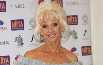 Debbie McGee, The National Reality TV Awards 2018