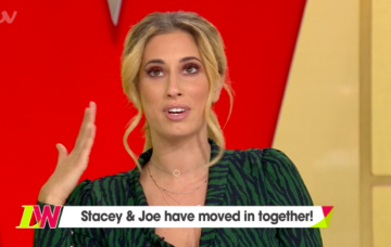 stacey solomon loose women