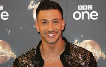 Giovanni Pernice, Strictly Come Dancing 2018 - Launch Show
