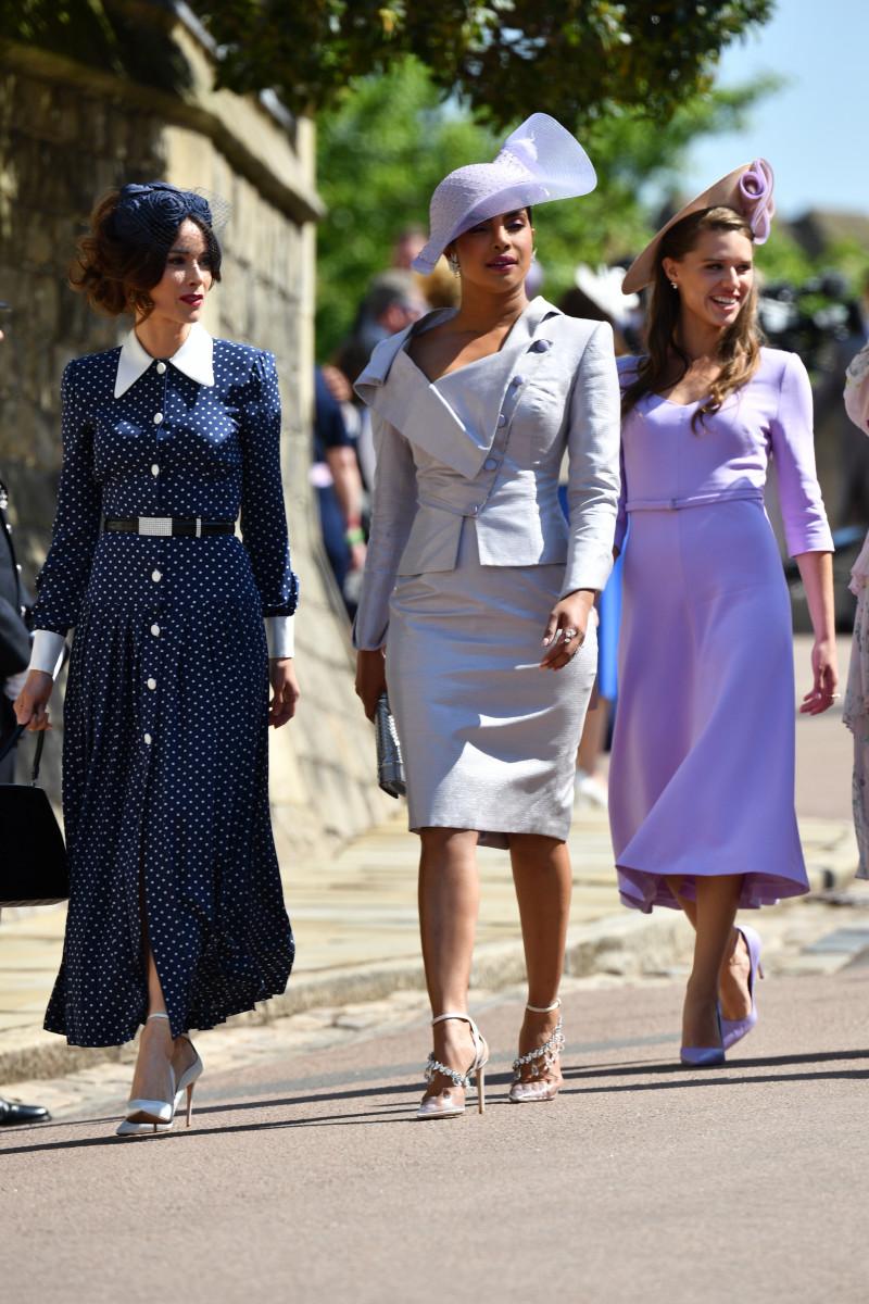 The Royal wedding of Prince Harry and Meghan Markle, Windsor, UK.