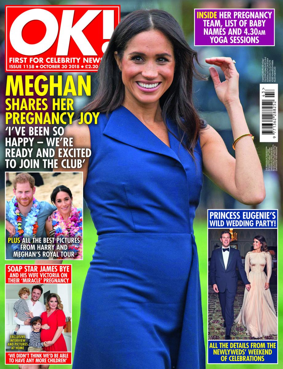 OK! Magazine - October 22