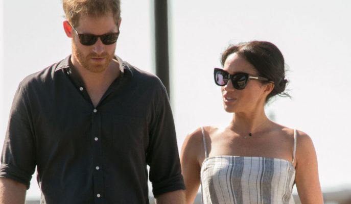 Meghan Markle 'bans' Prince Harry from boozing in 2019