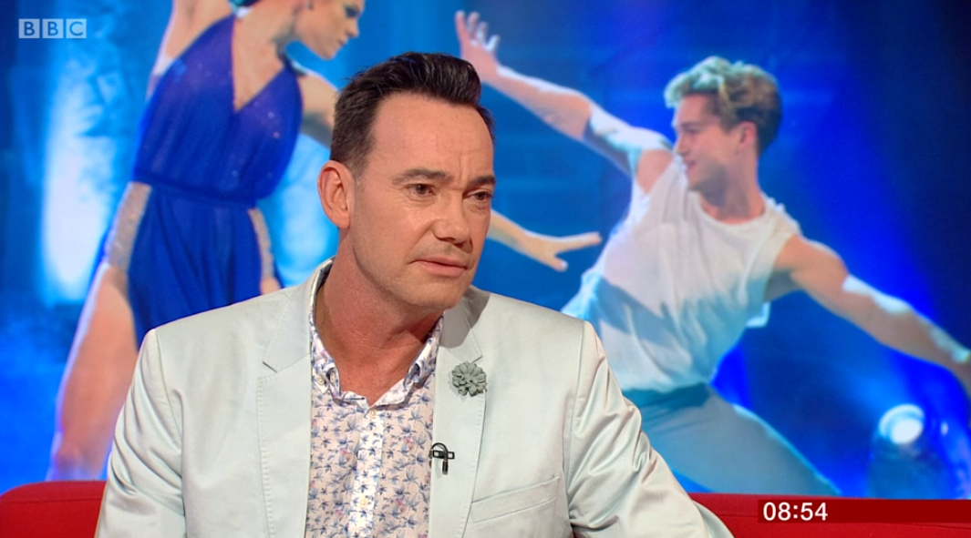 Craig Revel Horwood quizzed on claims he was 'told off' by Strictly bosses