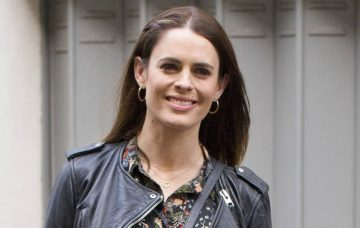 Susie Amy, Celebrities Seen Leaving The Wright Stuff In London