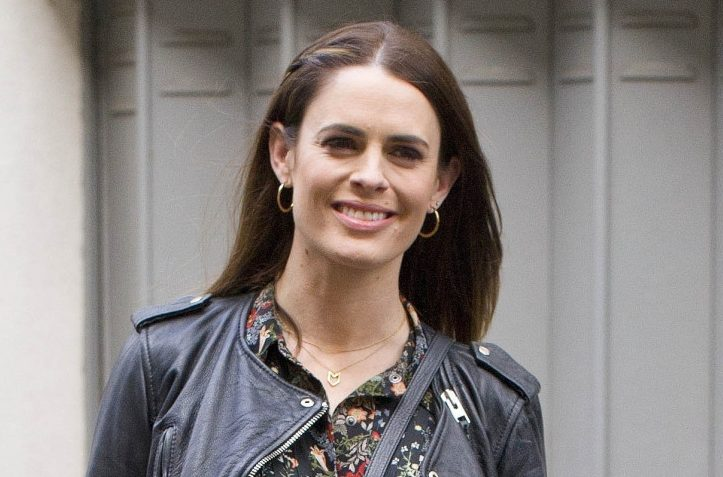 Hollyoaks actress Susie Amy becomes mum for first time