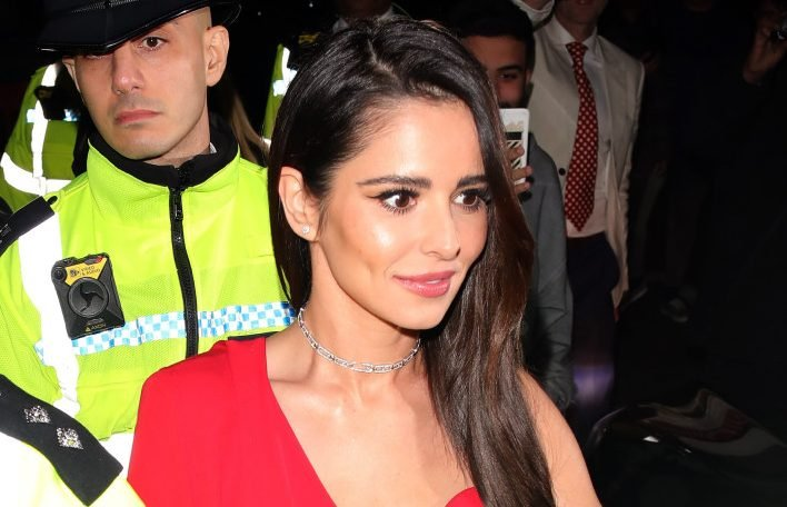 Cheryl makes rare public appearance after announcing stage comeback