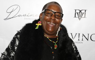 Sandra Martin, Celebs and VIPs Arrive At Fashion Launch In London