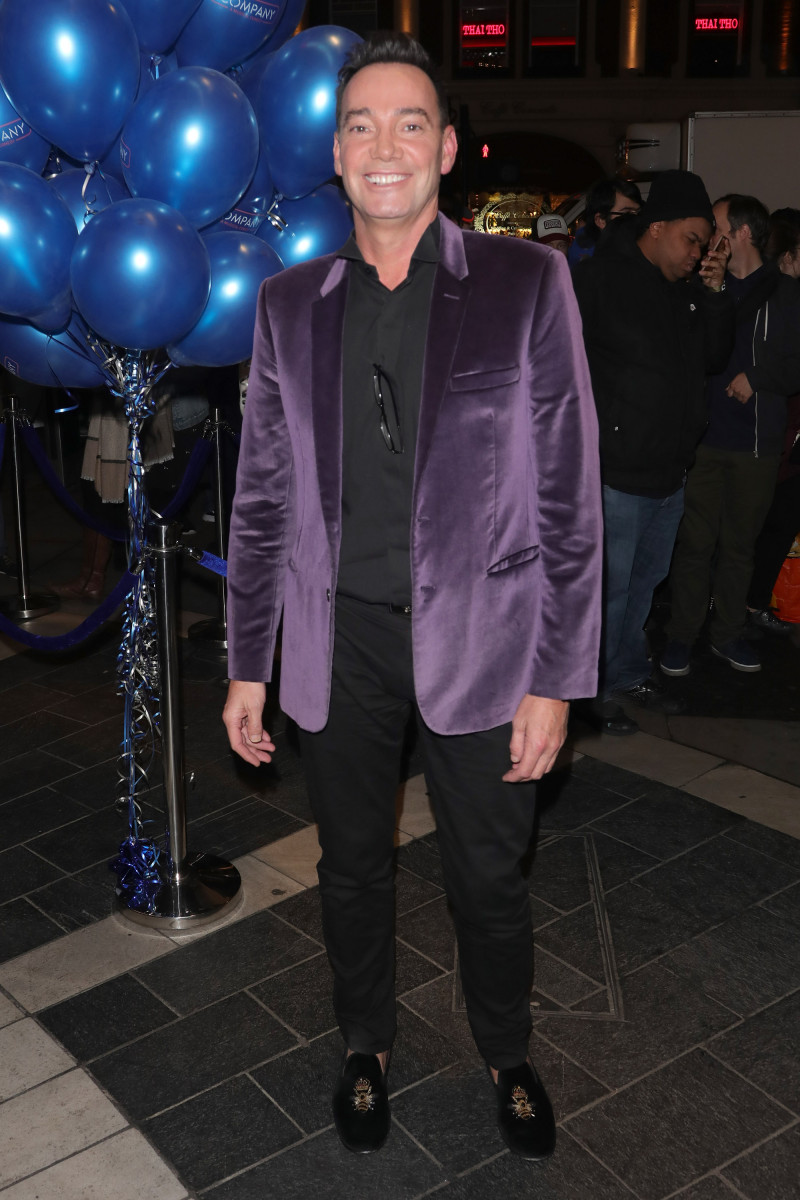 Craig Revel Horwood attends the opening night of 'Company' at Gielgud Theatre
