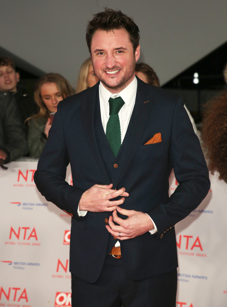 James Bye, The National Television Awards 2018