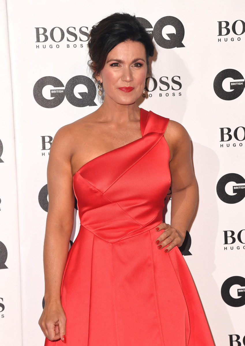 Susanna Reid attends the GQ Men of the Year awards at the Tate Modern