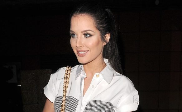 Helen Flanagan says she really wants four children