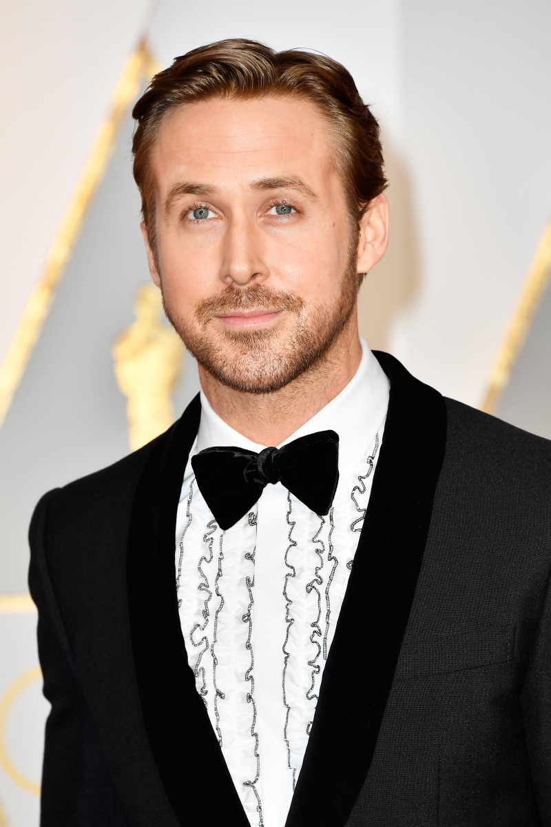 Ryan Gosling attends the 89th Annual Academy Awards at Hollywood & Highland Center