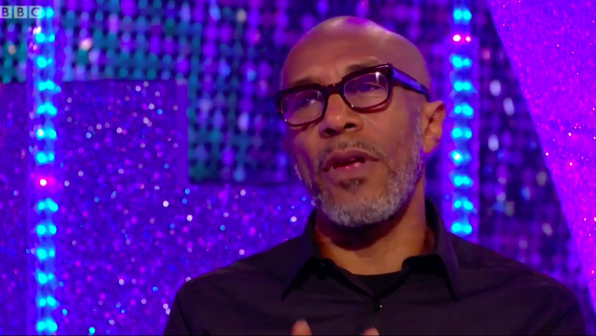 strictly come dancing Danny John-Jules take two