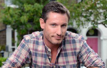 Robbie Jackson played by Dean Gaffney