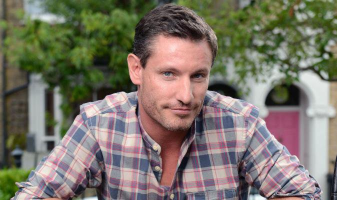 Robbie Jackson played by Dean Gaffney