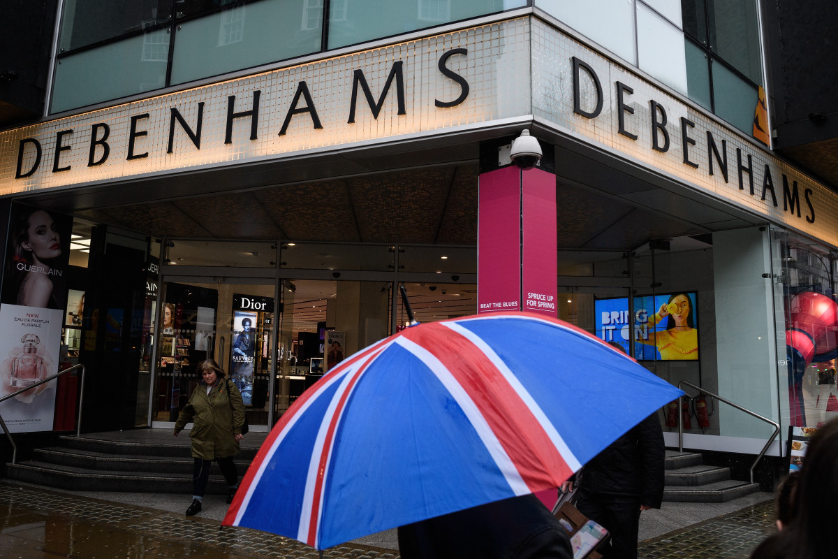 Here are the stores that could shut after Debenhams' sad announcement