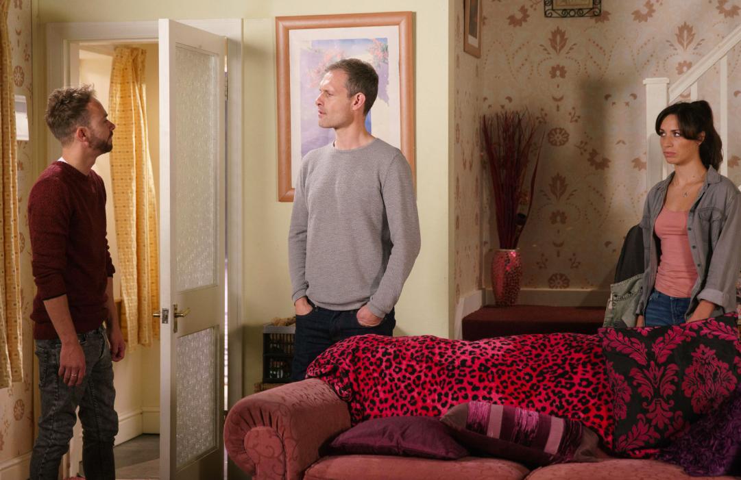 Coronation Street shock affair for Nick Tilsley and Shona Ramsey?