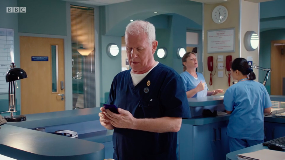 casualty duffy charlie bbc