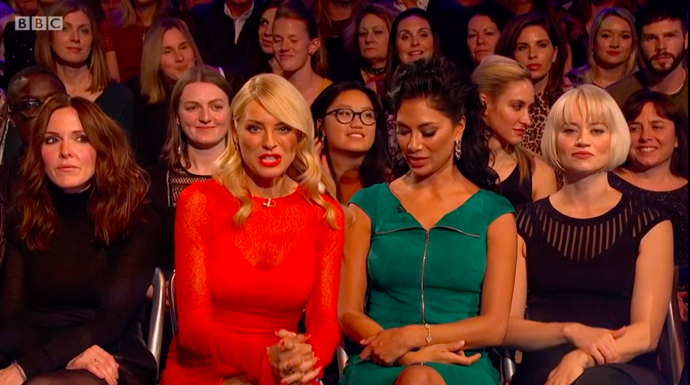 strictly tess daly nicole scherzinger