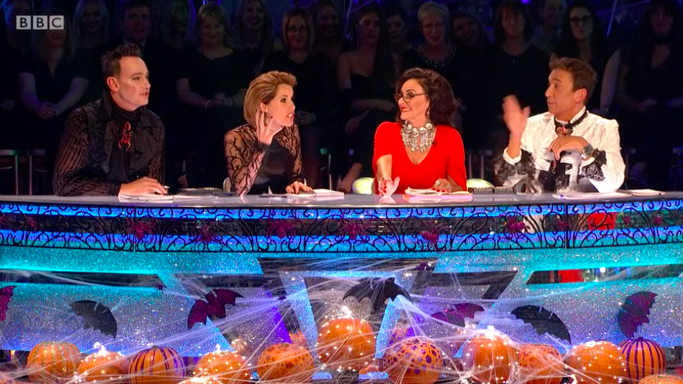 darcey bussell strictly judges